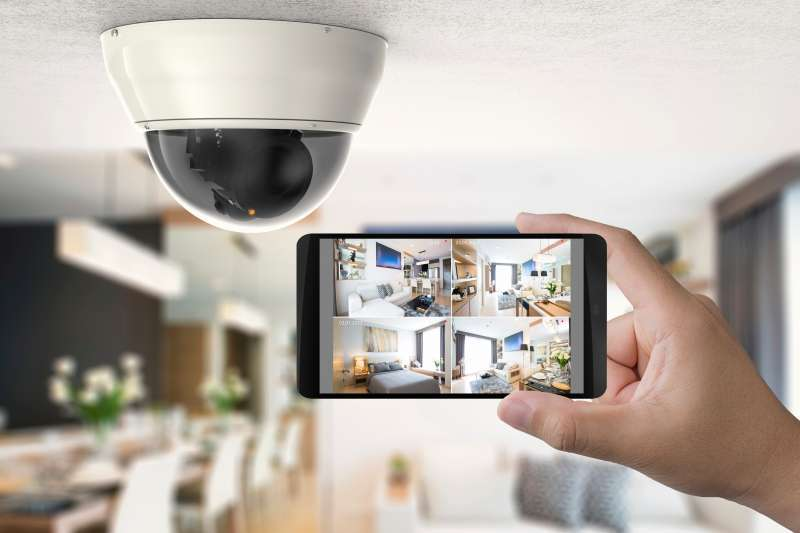 Pittoors Systems   Camerabewaking via internet